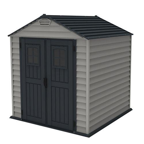 Caseta de resina storemax plus de 210.6x231x210.6 cm y 4.44 m2