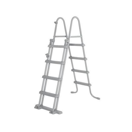 Escalera para piscina elevable bestway 122 cm