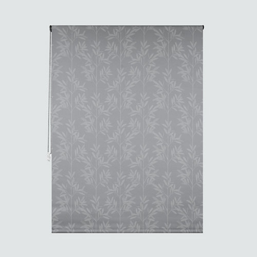 Estor enrollable ceylan gris de 150x250cm