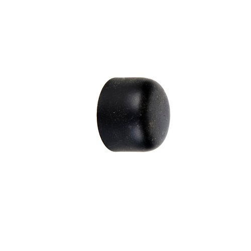 2 terminales tapón d 16 mm basic negro