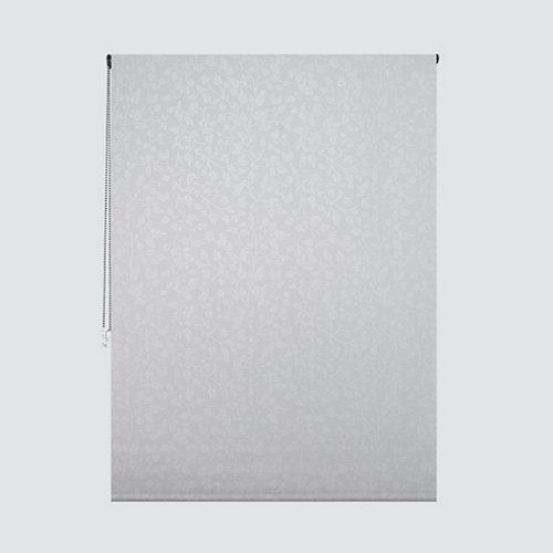 Estor enrollable irlanda blanco de 75x250cm