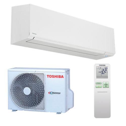 Aire acondicionado 1x1 toshiba shorai 7 1720 fg