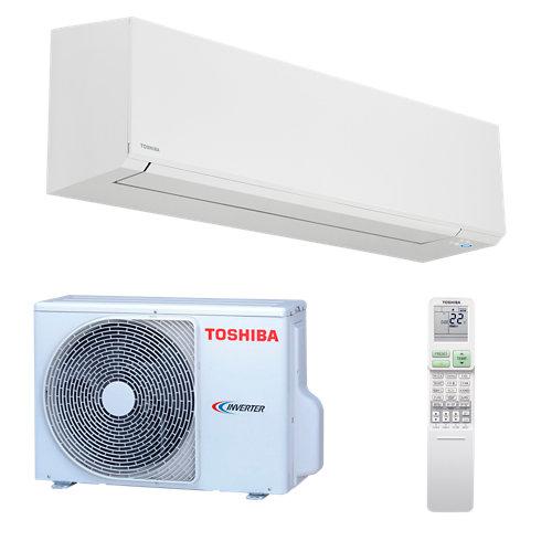 Aire acondicionado 1x1 toshiba shorai 24 6020 fg