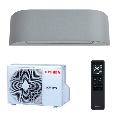 Aire acondicionado 1x1 toshiba haori 10 2150 fg