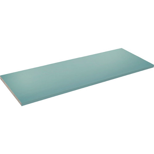 Encimera para cocina de superpan soft iii azul 240x63 cm espesor 30mm