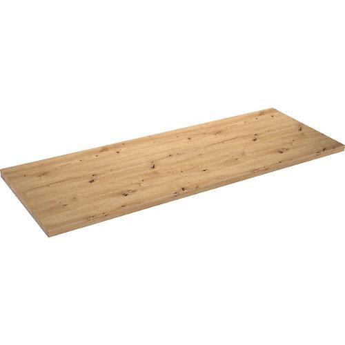 Encimera laminada madera roble amazona wood madera 63 x 366 x 38 mm