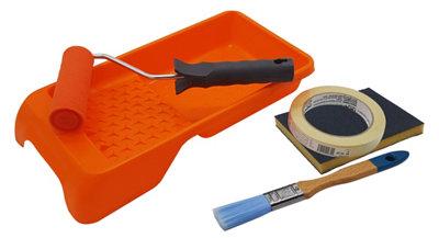 Kit renovación de pintura para azulejos y muebles