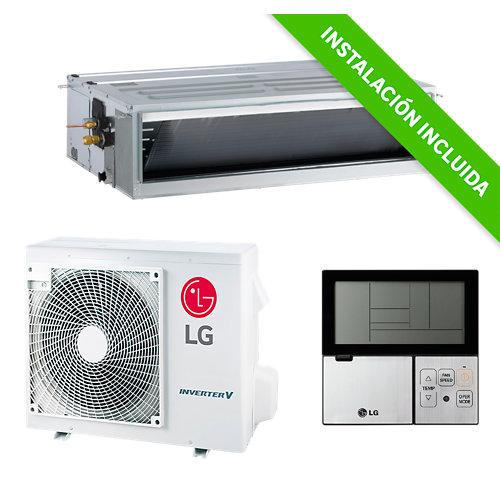 Aire acondicionado por conductos lg cm24fc 6000 fg de alta presión