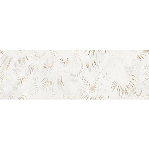 Revestimiento cerámico serie magna 30x90 cm decorado