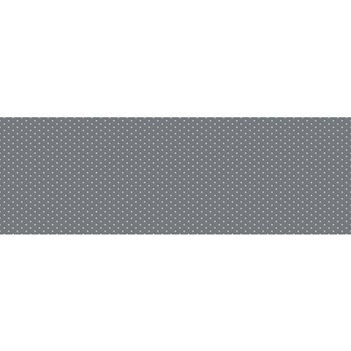 Revestimiento cerámico serie dolce 30x90 cm decorado grigio