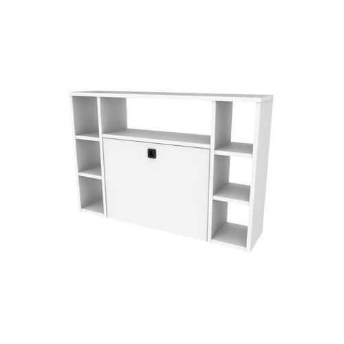 Mesa de escrotrio omega blanco 60x90x20 cm