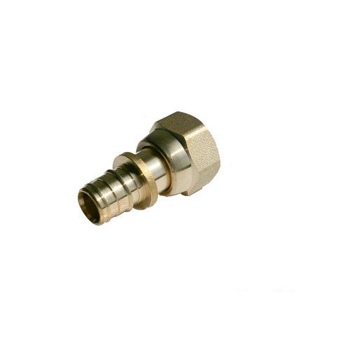 Racor movil laton 16x1/2 anillo expansor
