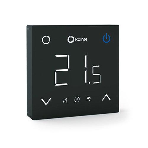 Termostato digital ct. 0 rointe negro