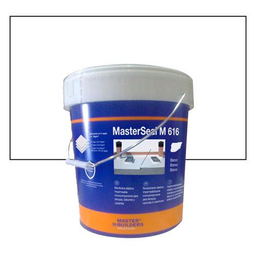 Impermeabilizador masterseal m616 5kg blanco