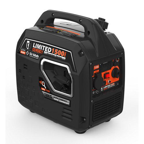 Generador inverter limited 1500i