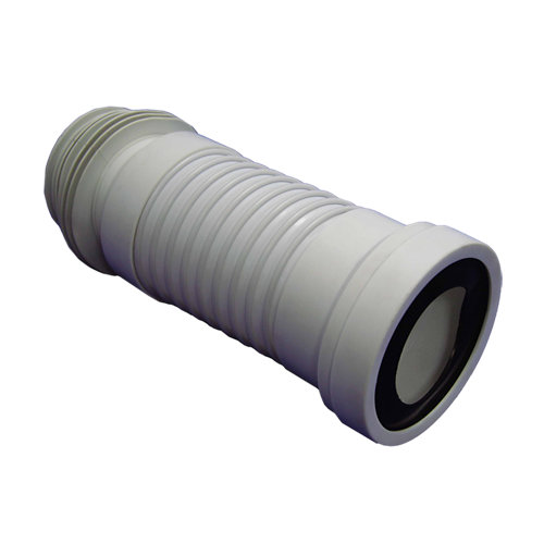 Manguito wc flexible 38cm 90/110mm