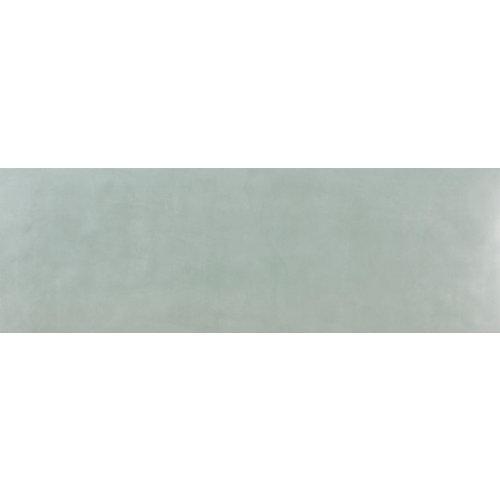 Azulejo de decoración acuarela de pasta blanca verde