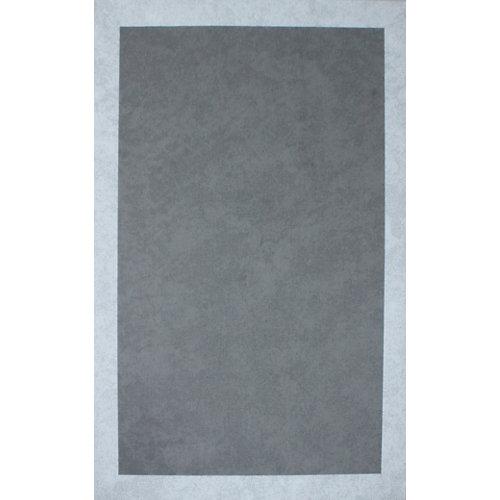 Alfombra interior/exterior vinilo teplon jacquard granito / cuarzo 160 x 230cm