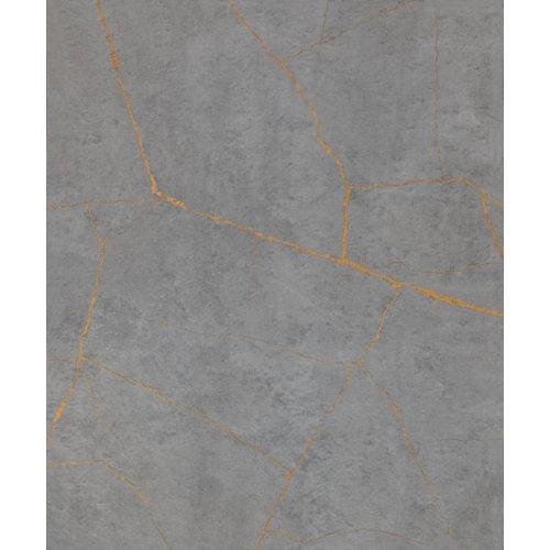 Encimera lavabo gris piedra de 121x38x45.5 cm