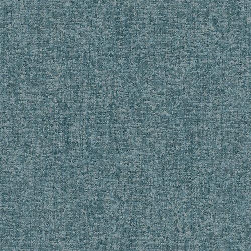 Papel pintado aspecto texturizado imitación materia textura azul