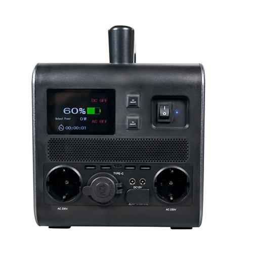 Batería hps 600