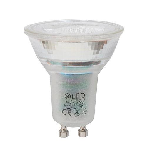 Bombilla led estándar con casquillo gu10 de 3000k