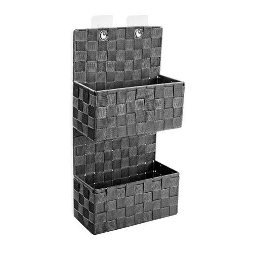 Cesta gris oscuro 11.5x48 cm