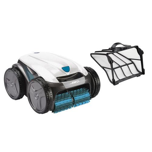 Pack robot limpiafondos zodiac ov5390 + filtro de residuos