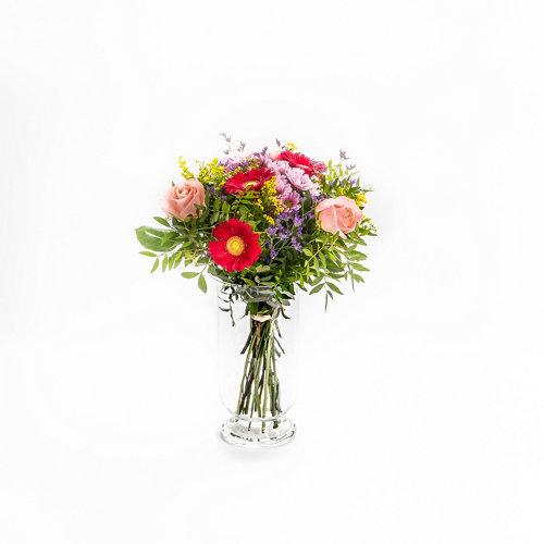 Ramo de flores cortadas roma