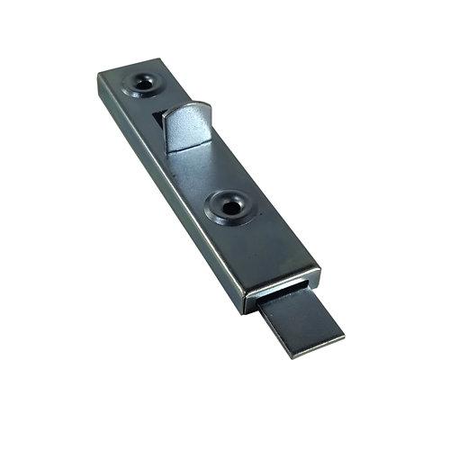 Cerradura de mueble en acero cincado