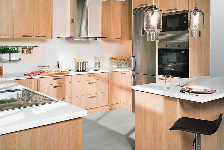 Cómo elegir muebles de cocina auxiliares · LEROY MERLIN