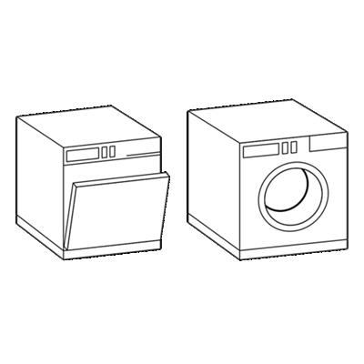 Lavadoras/lavavajillas