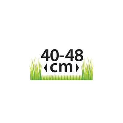 40 - 48 cm