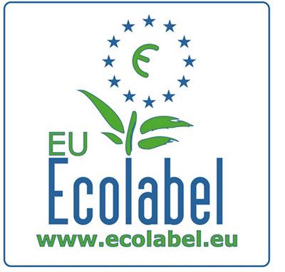 Pintura con certificación ECOLABEL