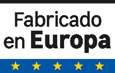 Fabricado en Europa