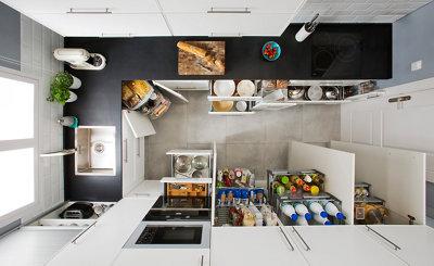 estante para colgar Tama/ño libre blanco soporte para tabla de cortar Gancho para colgar sobre la puerta organizador de cocina