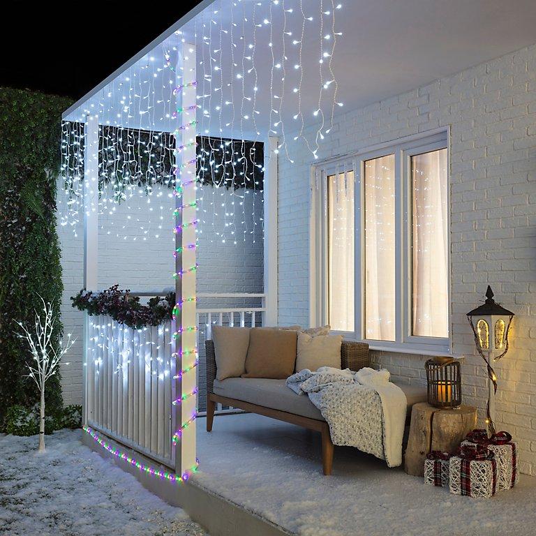 Cómo Elegir Iluminación Exterior En Navidad Leroy Merlin