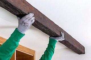 Cómo Instalar Vigas Decorativas De Poliuretano Leroy Merlin