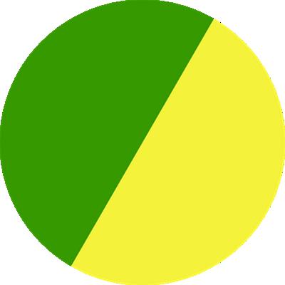 Verde / amarillo