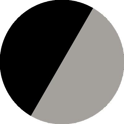 Negro - gris