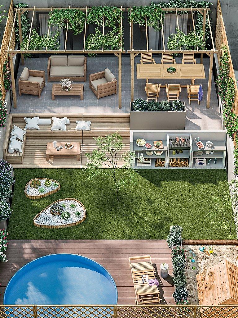Ideas Para Decorar Terrazas Modernas Leroy Merlin