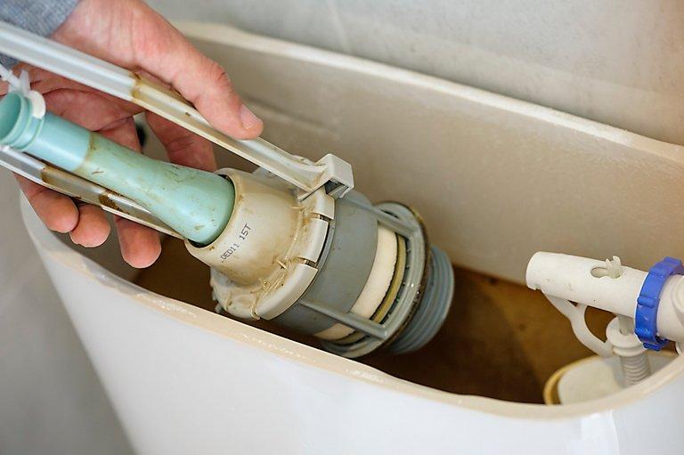 Como Reparar La Cisterna Del Wc Leroy Merlin