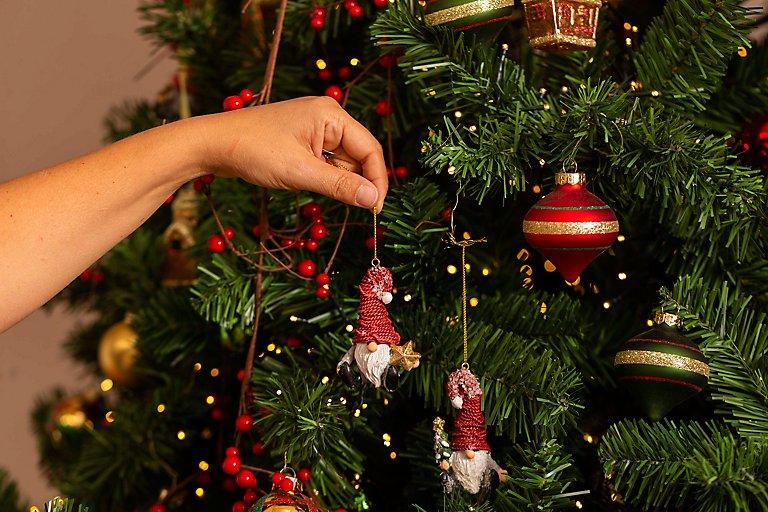 Ideas De Decoración Del árbol De Navidad Leroy Merlin